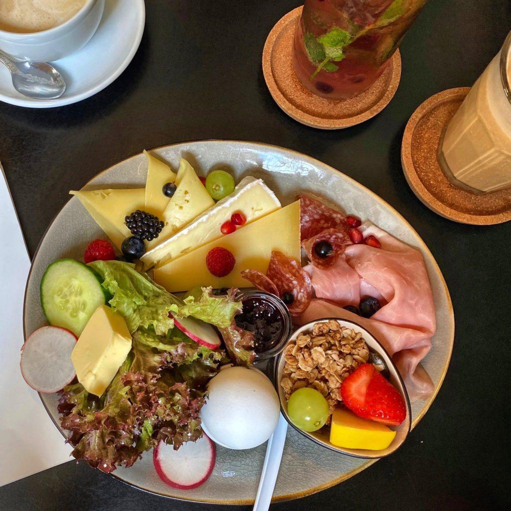 Frühstücken bei Lille Hus Mainz