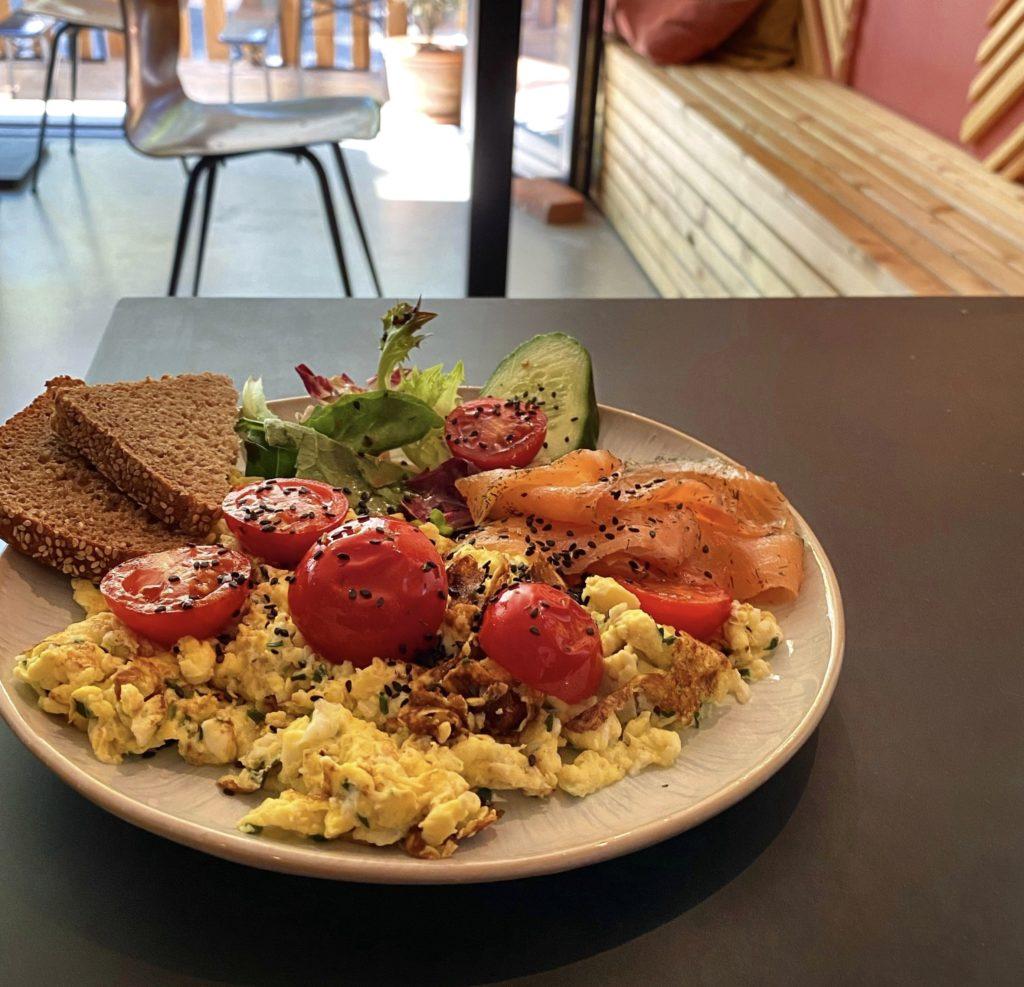 Frühstücken in Mainz im Nest