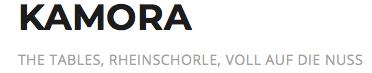 KAMORA-kollektiv von Rheinschorle