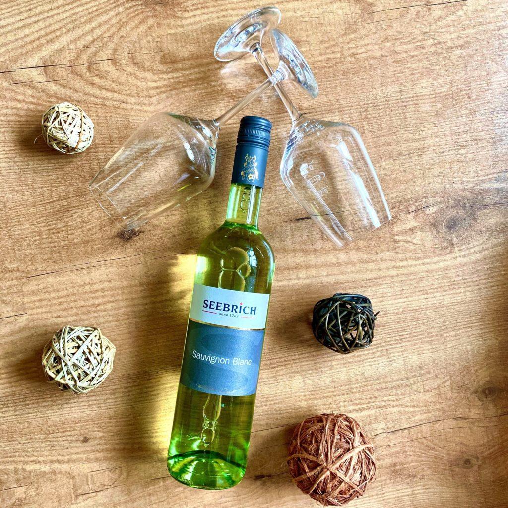 Sauvignon Blanc von Weingut Seebrich
