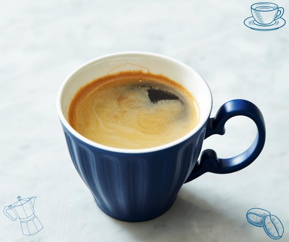 Kaffeespezialität Café Cremè