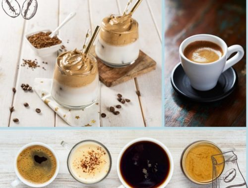 Kaffeespezialitäten Titelbild