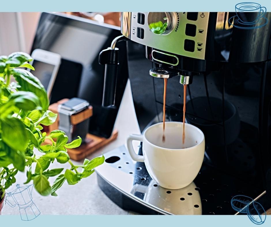 Kaffeevollautomat Kaffeezubereitung