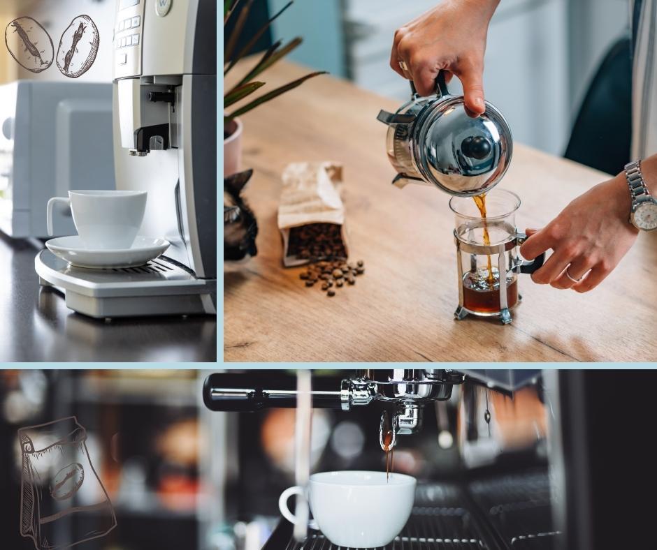 Kaffeewelt 2 Titelbild Kaffeezubereitung