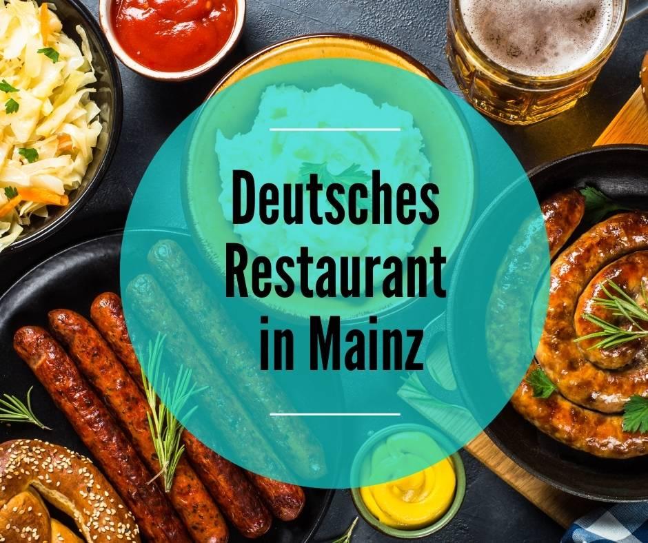 Deutsches Restaurant Mainz