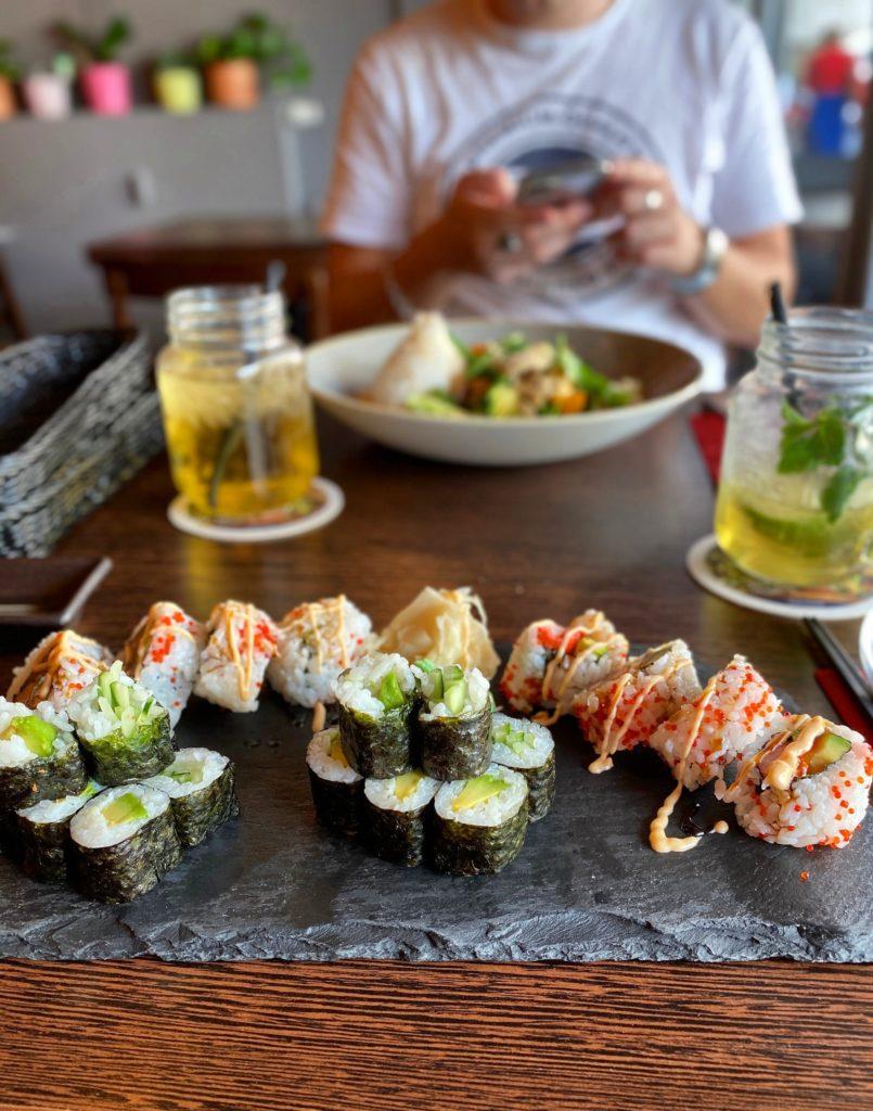 Essen gehen in Wiesbaden bei Hiro Sushi