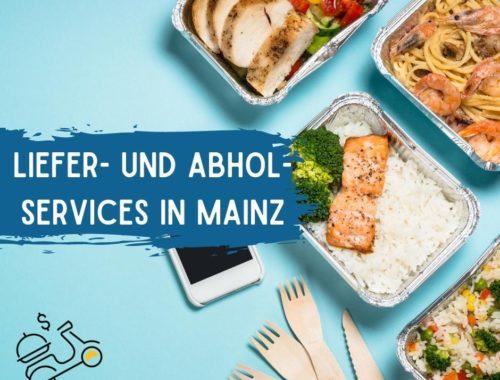Lieferdienste Mainz und To-Go-Angebote