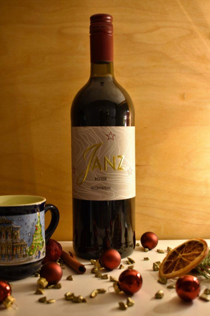 Roter Glühwein Weingut Janz