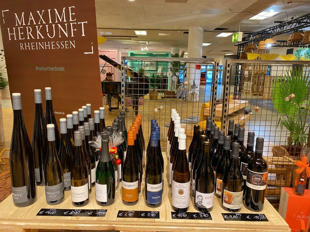 Wein im Lulu Mainz