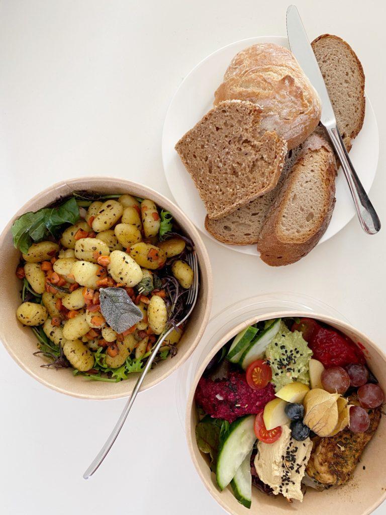 Veganes Frühstück vom Nest Mainz
