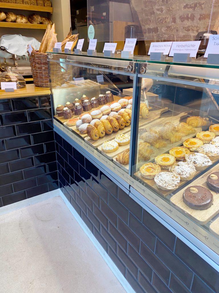 Kuchen & Gebäck To-Go von Pop up Bakery am Rhein