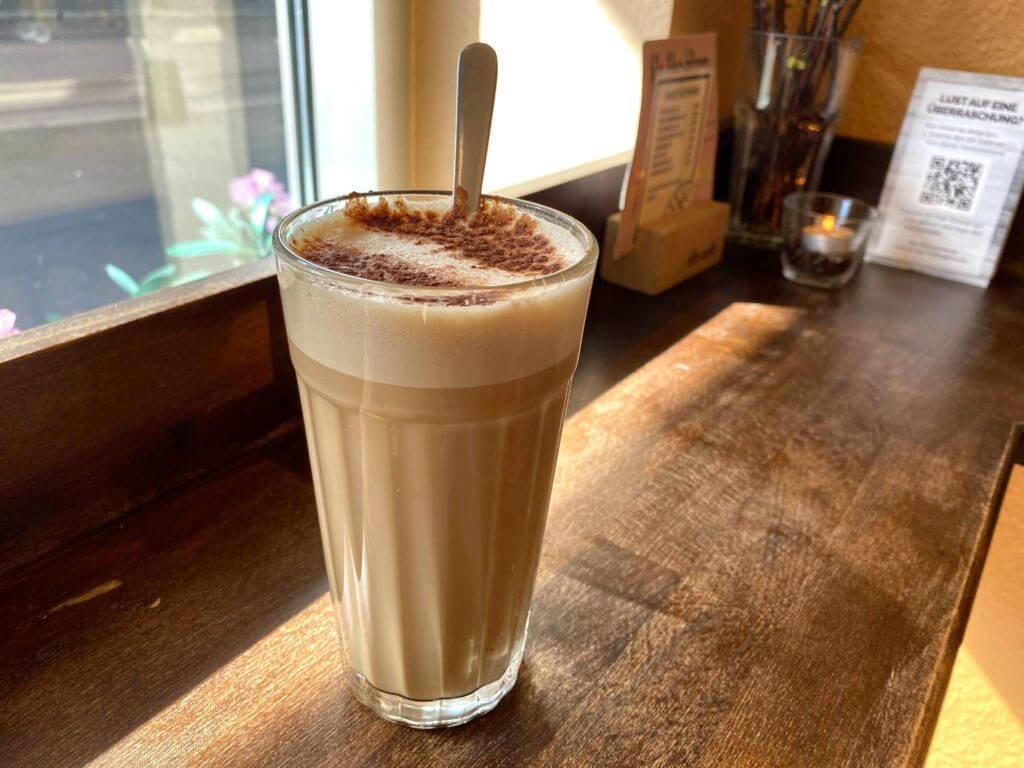 Kaffee im Coffee Bay Mainz