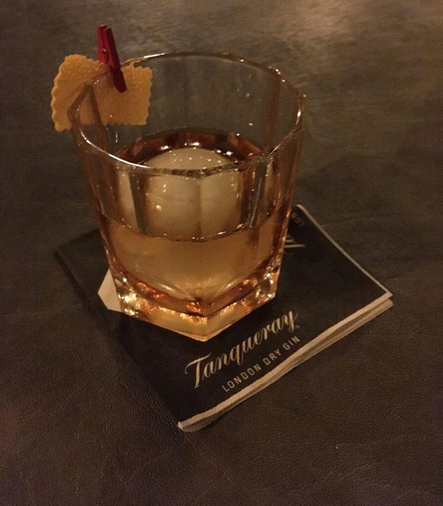 OF Rum im Spiritus Mainz
