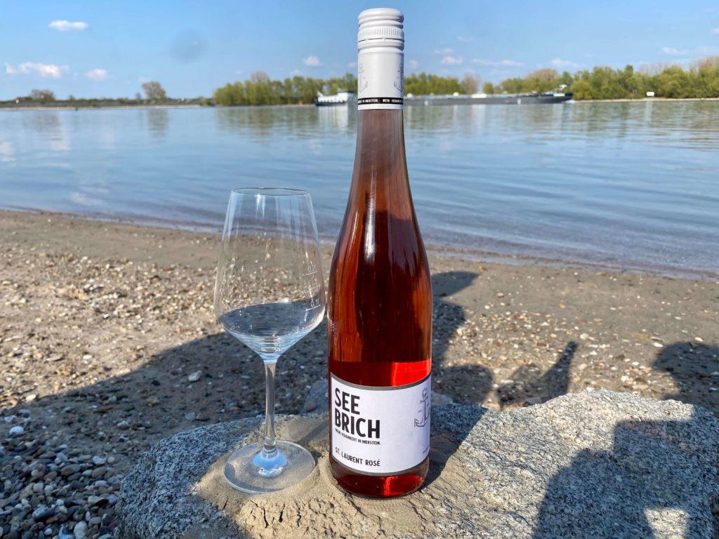 Rosé von Weingut Seebrich