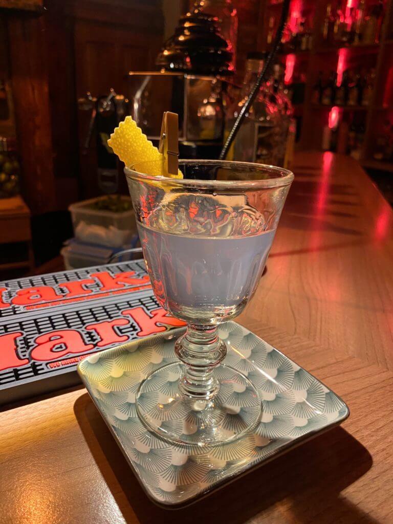 Spezial Cocktail im Spiritus