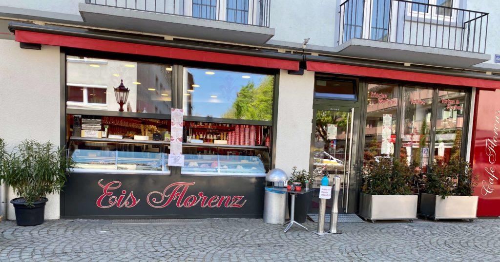Eisdiele Mainz entdecken