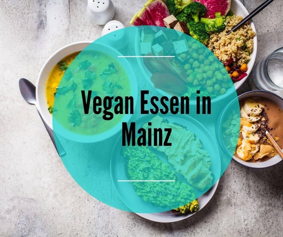 Tipps für Vegan essen in Mainz