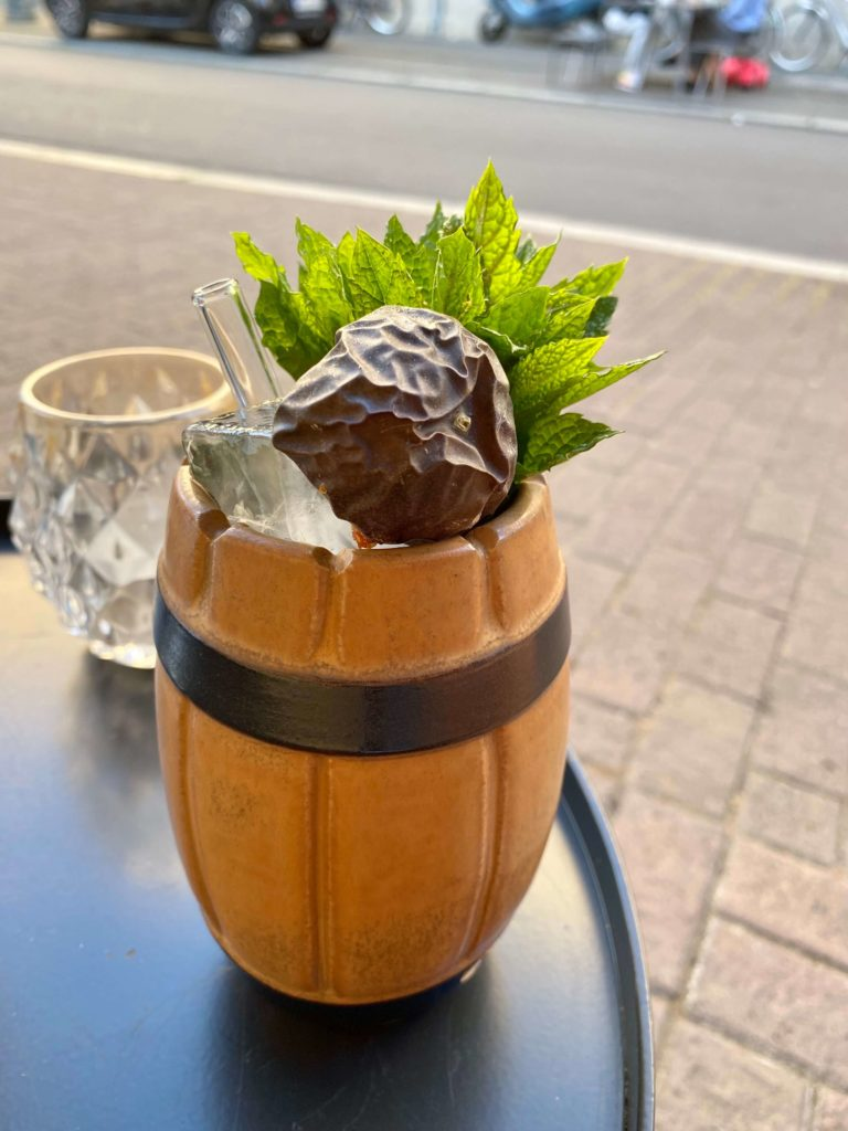 Cocktail im Great Gatsby Mainz