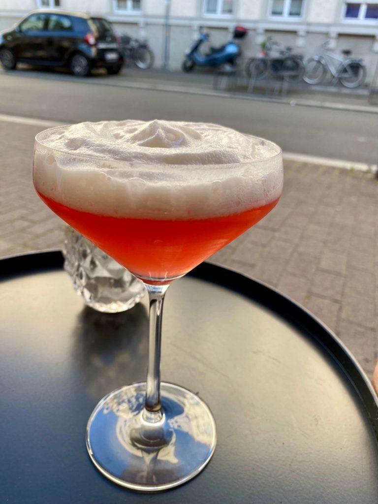 Drink in Cocktailbar Mainz