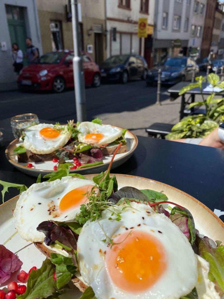 Frühstück in der Daisy Bar Mainz